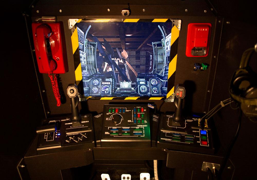 BSBB Cockpit