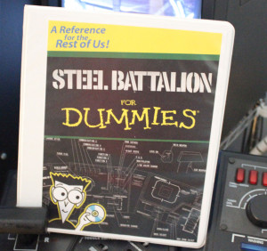 Steel Battalion for Dummies